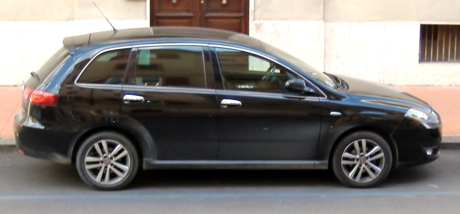 Fiat Croma II Restyling 2008 - 2010 Station wagon 5 door #6