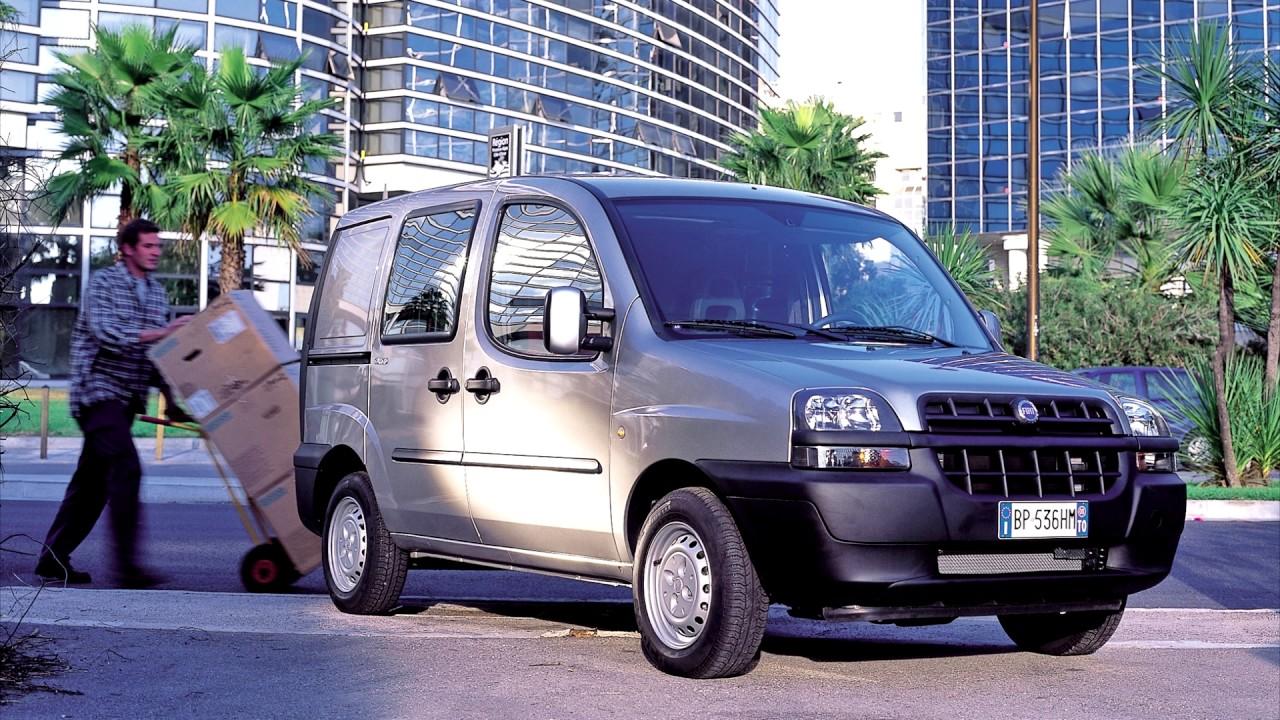 Fiat Doblo I 2000 - 2005 Compact MPV #2
