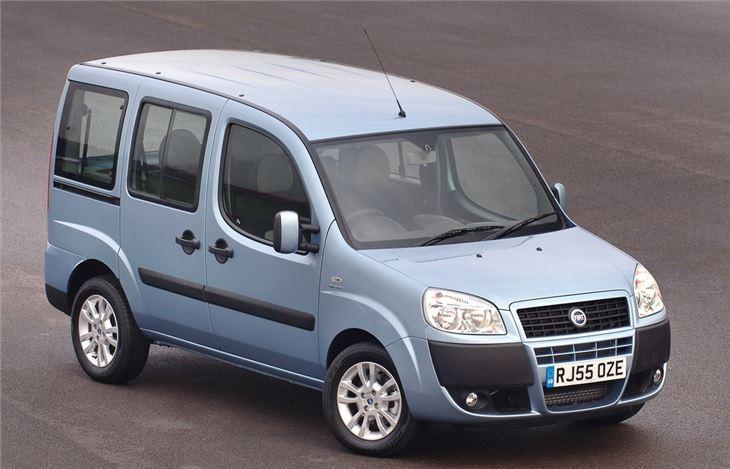 Fiat Doblo I 2000 - 2005 Compact MPV #1