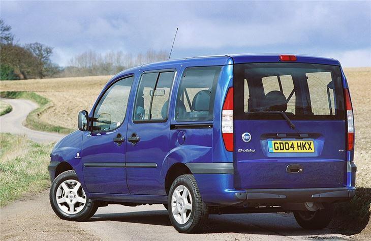 Fiat Doblo I 2000 - 2005 Compact MPV #6