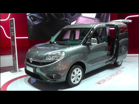 Fiat Doblo II Restyling 2015 - now Compact MPV #6