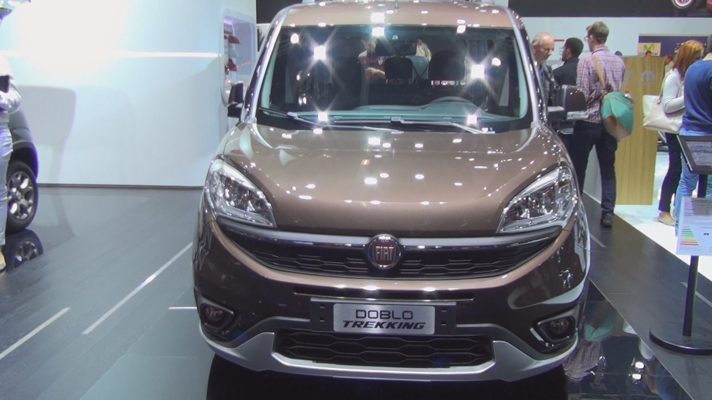 Fiat Doblo II Restyling 2015 - now Compact MPV #3