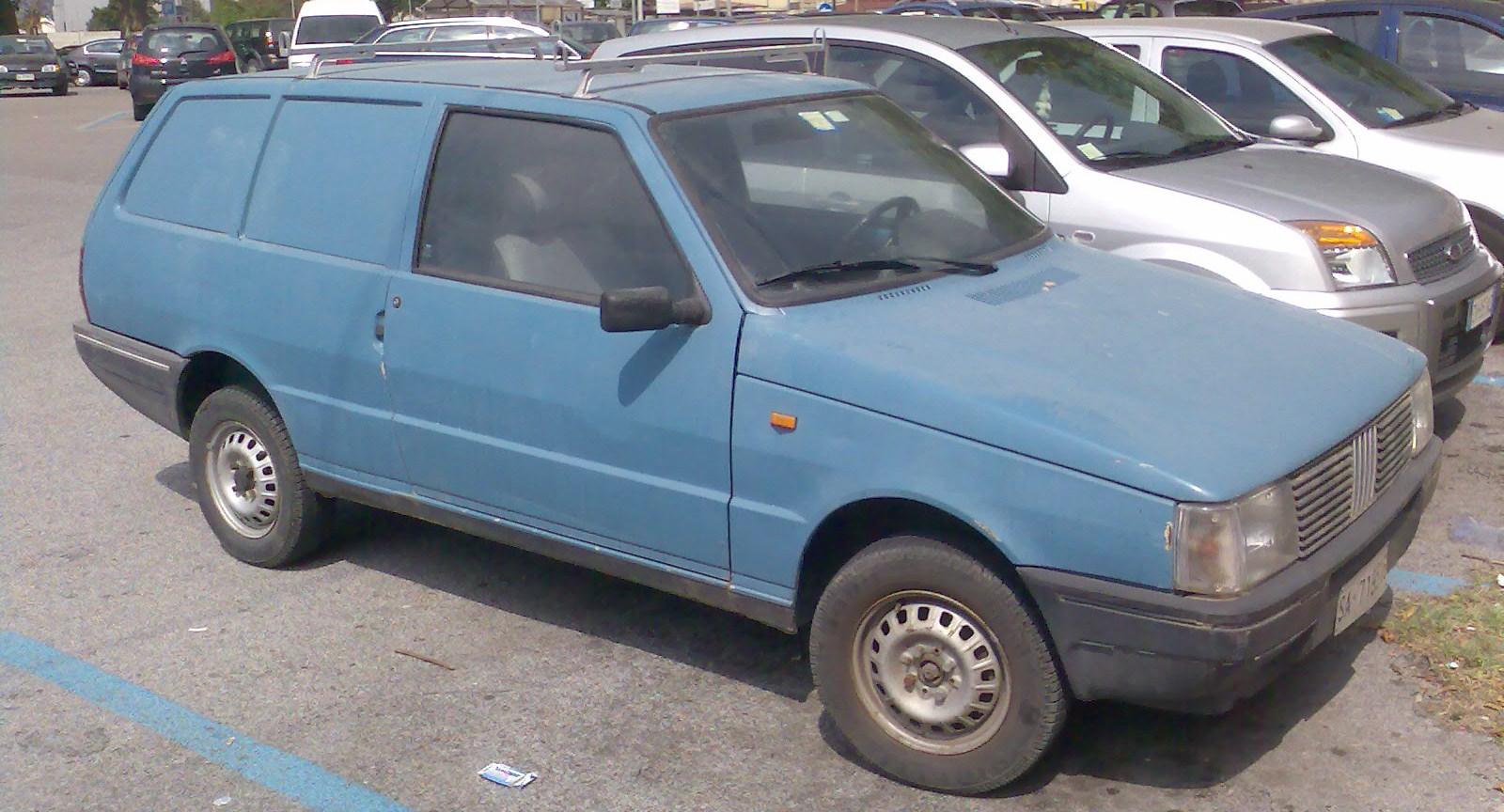 Fiat Duna 1987 - 2000 Sedan #4