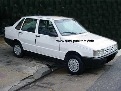 Fiat Duna 1987 - 2000 Sedan #6
