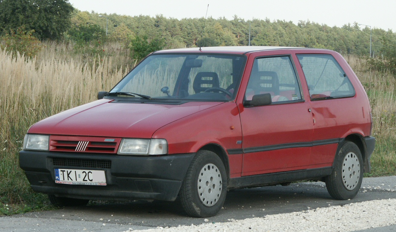 Fiat Duna 1987 - 2000 Sedan #3