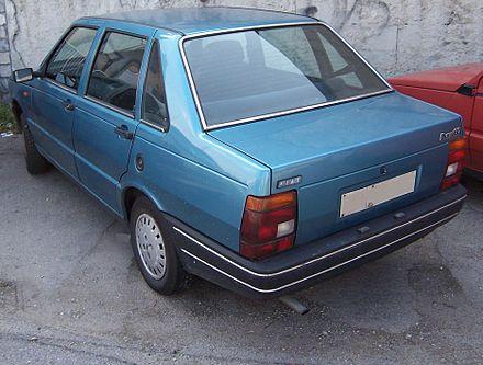 Fiat Duna 1987 - 2000 Sedan #2