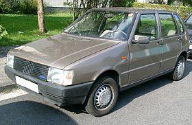 Fiat Uno I 1983 - 1989 Hatchback 3 door #7
