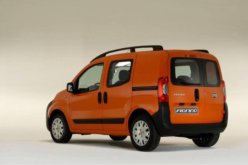 Fiat Fiorino III 2008 - now Compact MPV #5