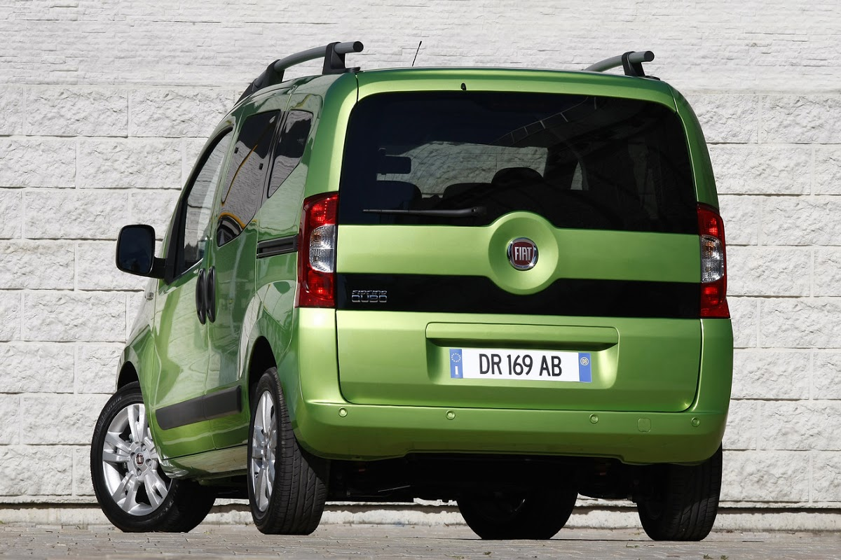 Fiat Fiorino III 2008 - now Compact MPV #6
