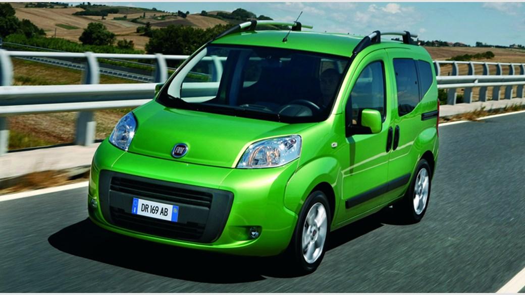 Fiat Fiorino III 2008 - now Compact MPV #1