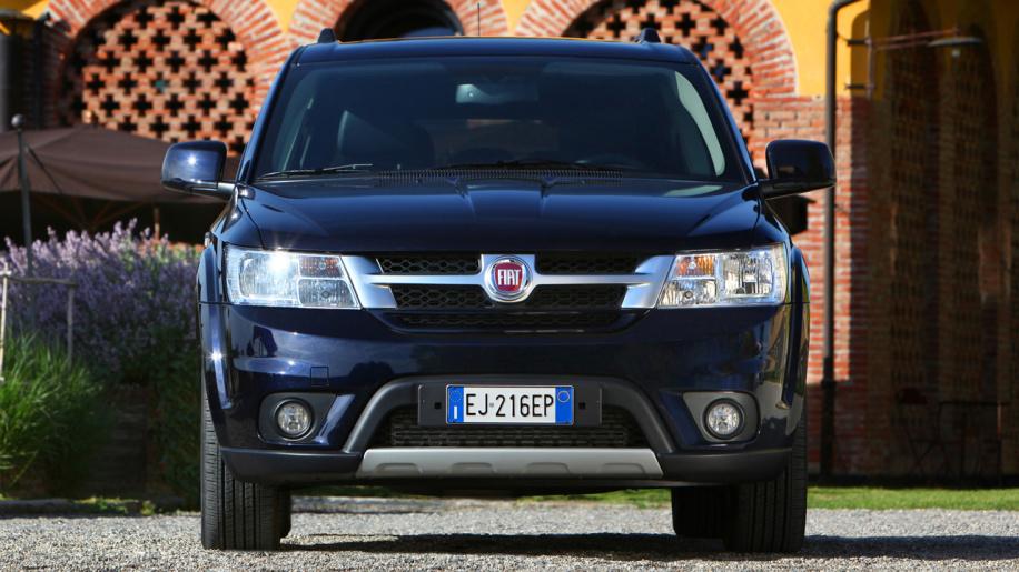 Fiat Freemont 2011 - 2016 Station wagon 5 door #1