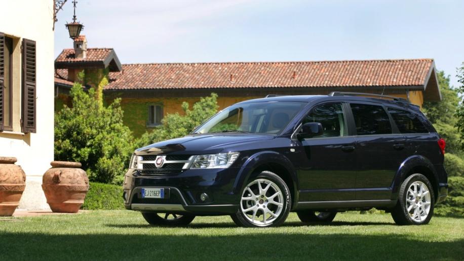 Fiat Freemont 2011 - 2016 Station wagon 5 door #3
