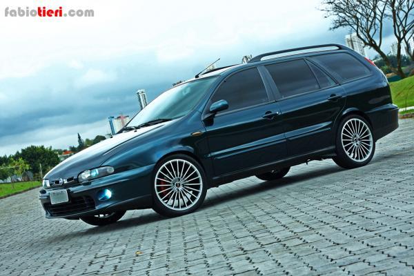 Fiat Marea 1996 - 2007 Sedan #4