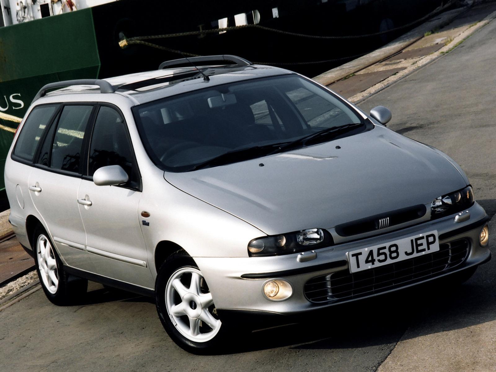 Fiat Marea 1996 - 2007 Sedan #2