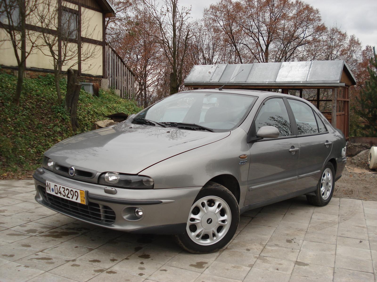 Fiat Marea 1996 - 2007 Sedan #3