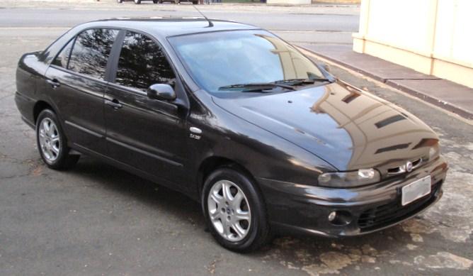 Fiat Marea 1996 - 2007 Sedan #8