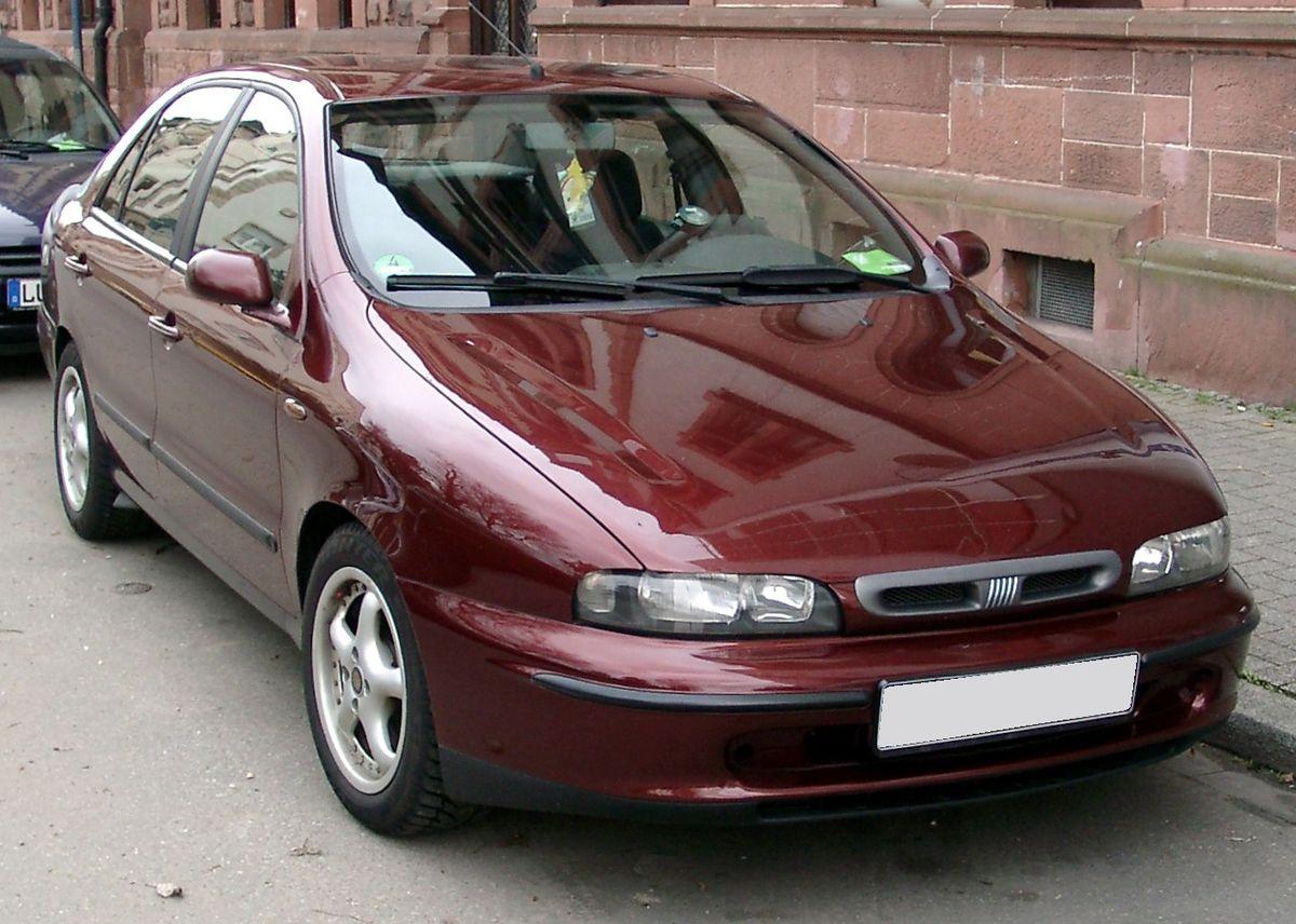 Fiat Marea 1996 - 2007 Sedan #5