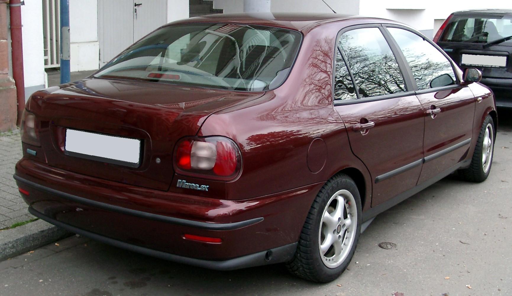 Fiat Marea 1996 - 2007 Sedan #6
