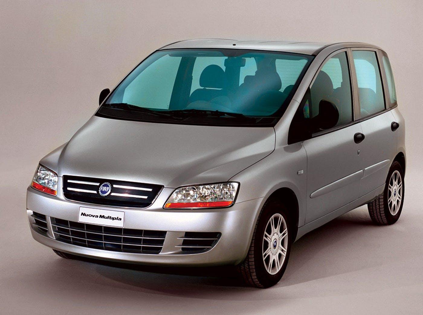 Fiat Multipla I 1998 - 2004 Compact MPV #5