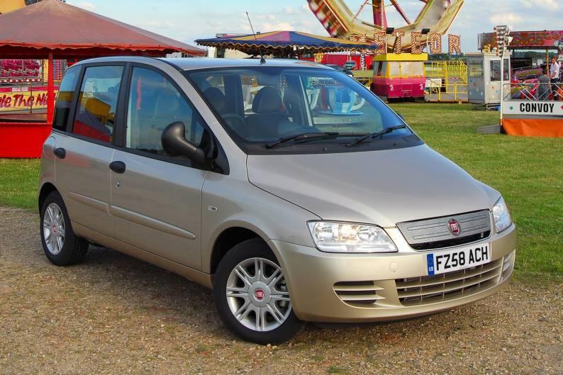 Fiat Multipla I Restyling 2004 - 2010 Compact MPV #3