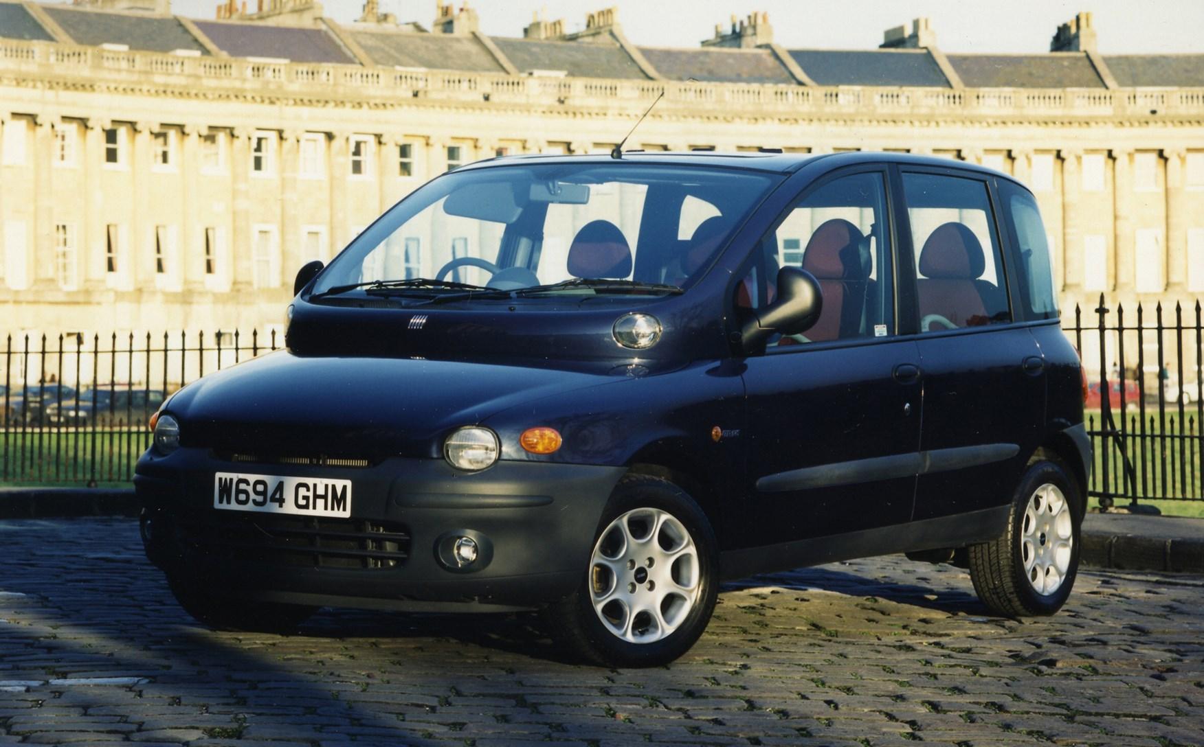 Fiat Multipla I Restyling 2004 - 2010 Compact MPV #4