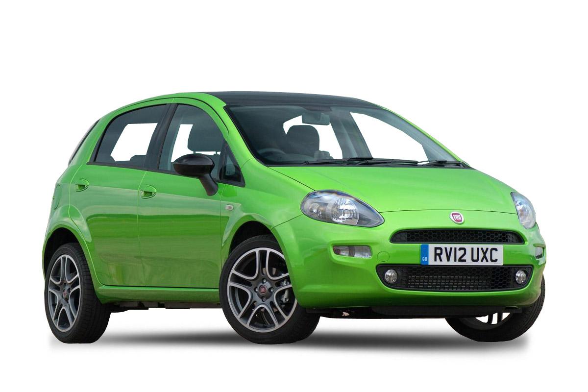 Fiat Punto III Punto 2012 - now Hatchback 3 door #8
