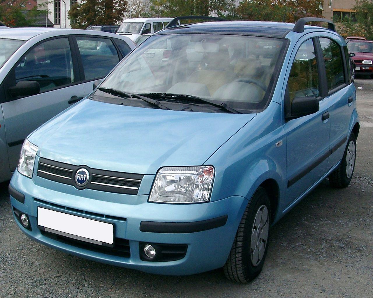 Fiat Panda I 1980 - 2003 Compact MPV #6
