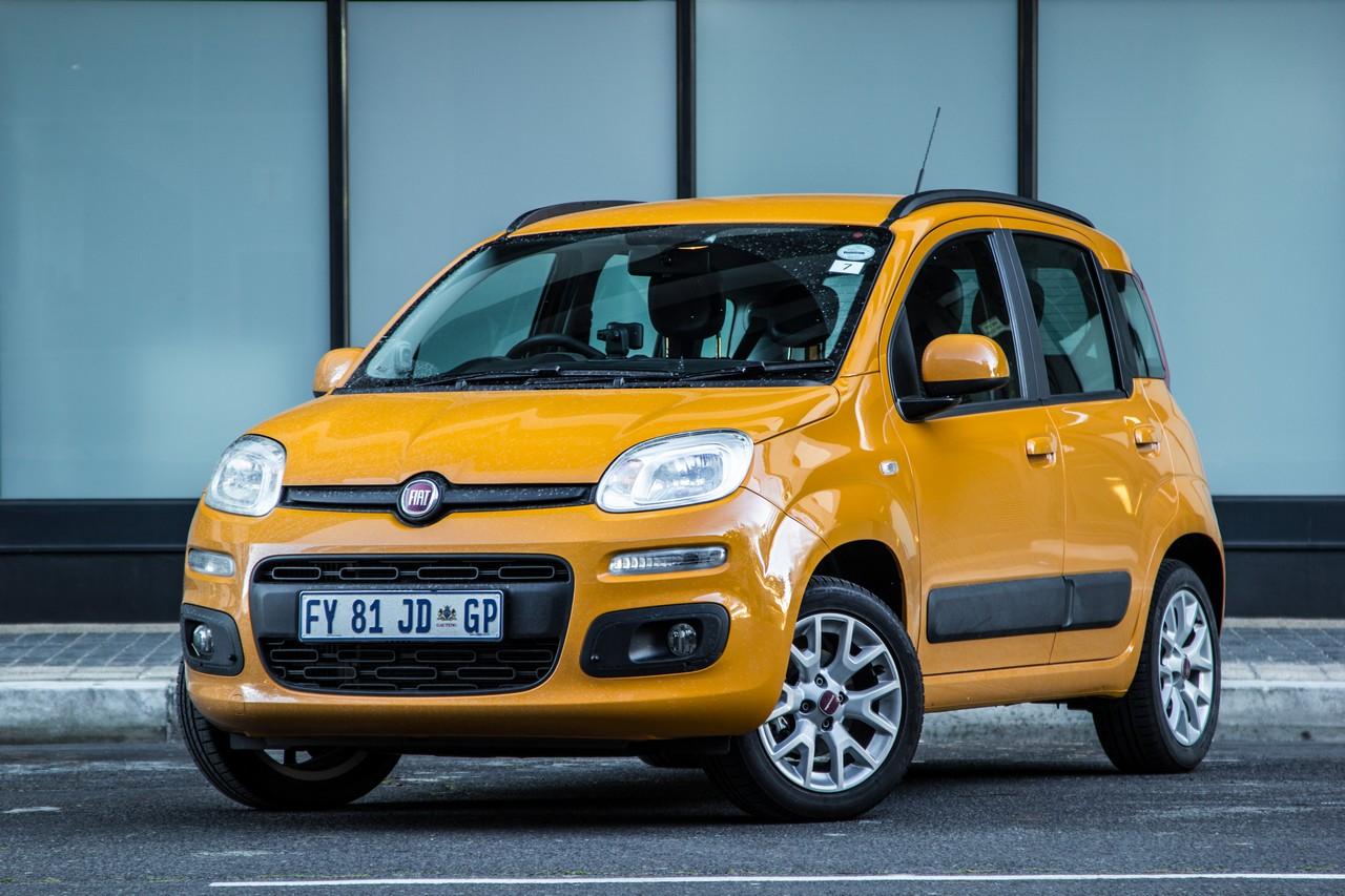 Fiat Panda III 2011 - now Hatchback 5 door #1