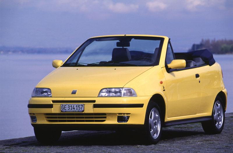 Fiat Punto I 1993 - 1999 Cabriolet #7