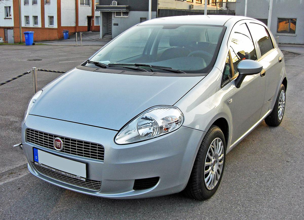 Fiat Punto III Punto 2012 - now Hatchback 3 door #7