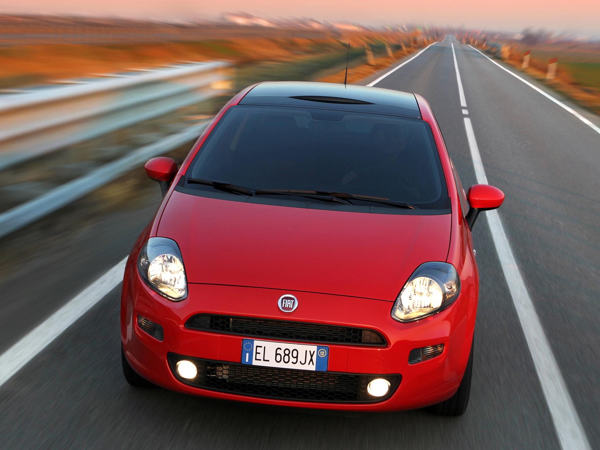 Fiat Punto III Punto 2012 - now Hatchback 3 door #5