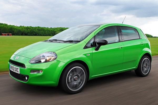 Fiat Punto III Punto 2012 - now Hatchback 3 door #1