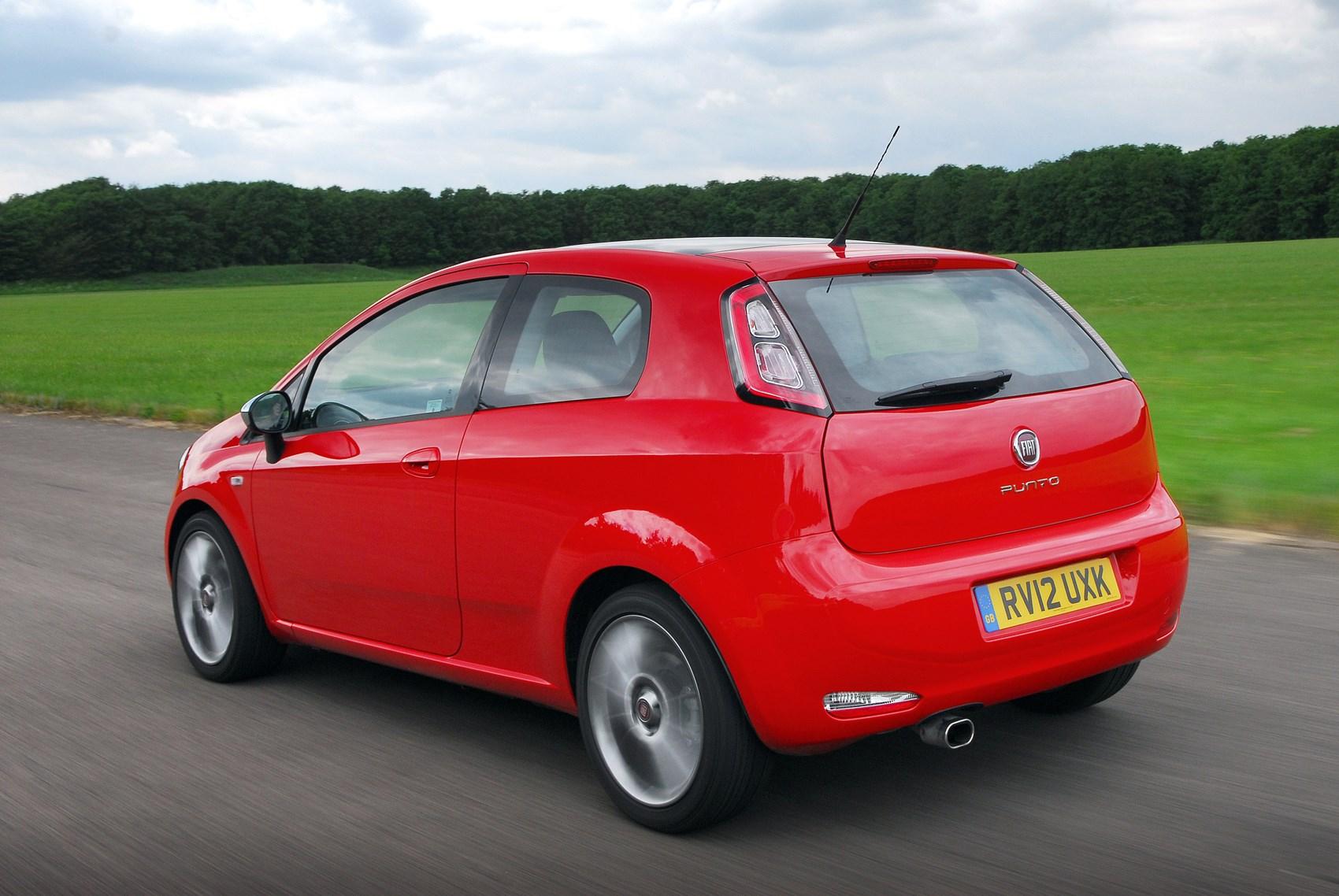 Fiat Punto III Punto 2012 - now Hatchback 3 door #4
