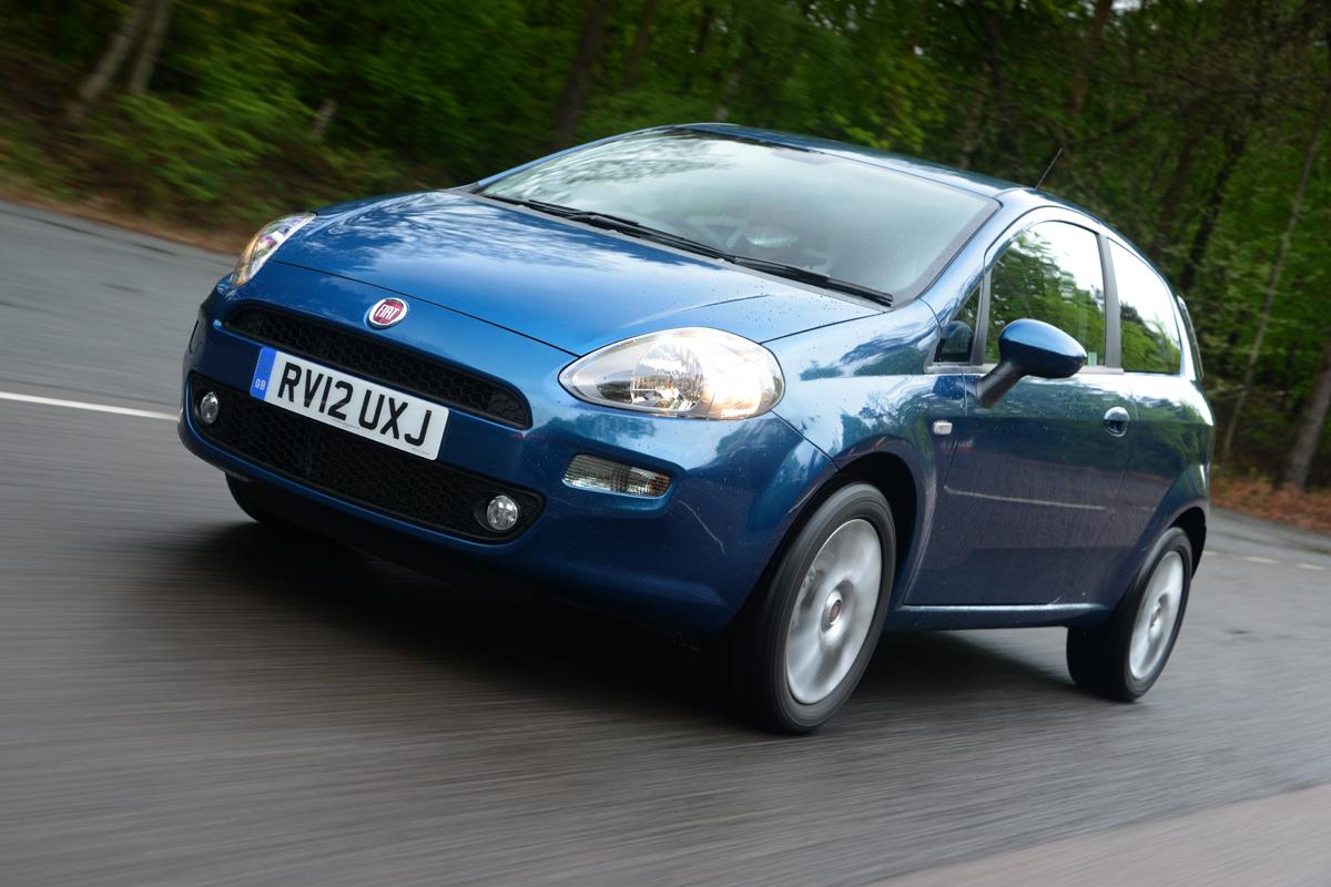 Fiat Punto III Punto 2012 - now Hatchback 3 door #2
