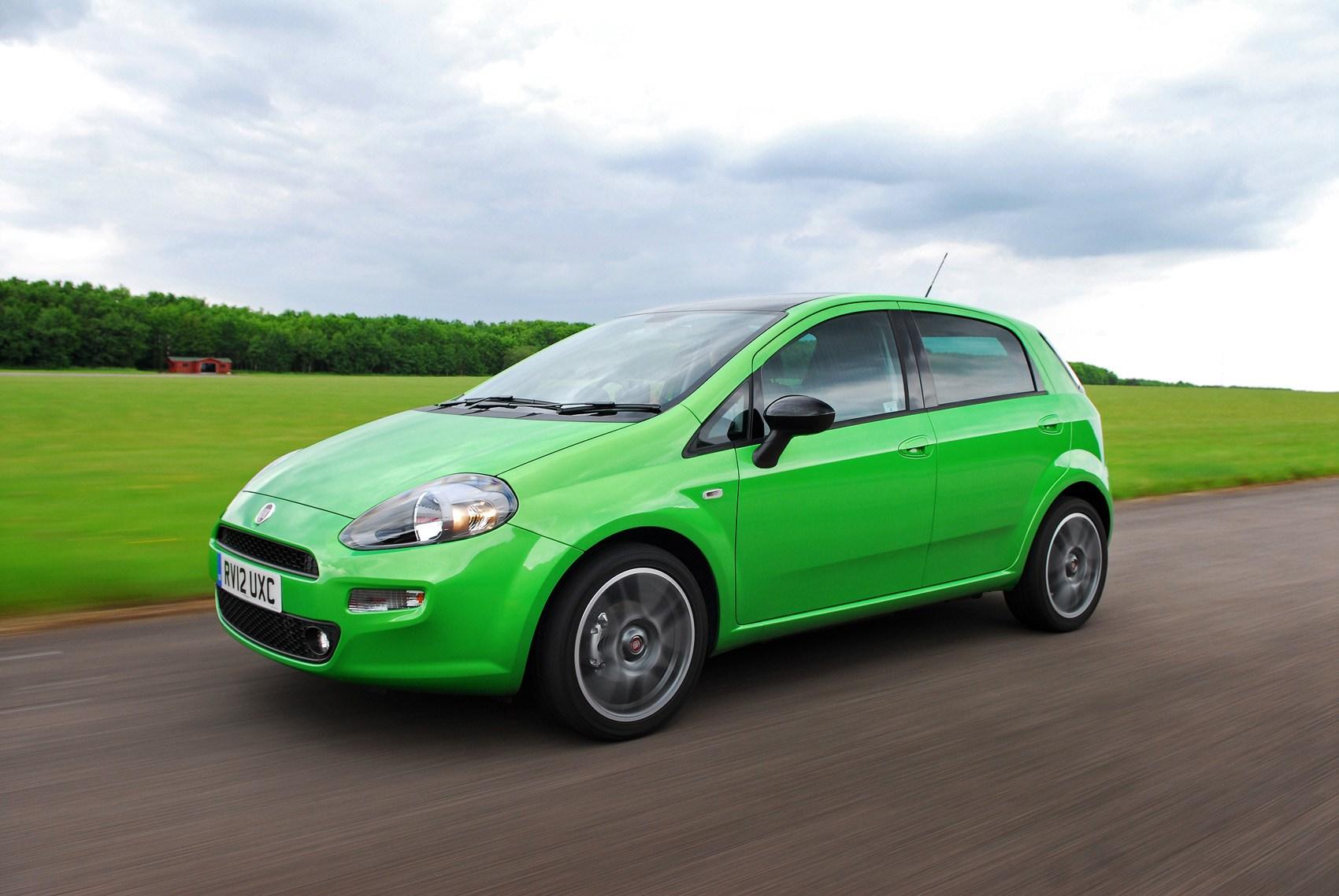 Fiat Punto III Punto 2012 - now Hatchback 5 door #4