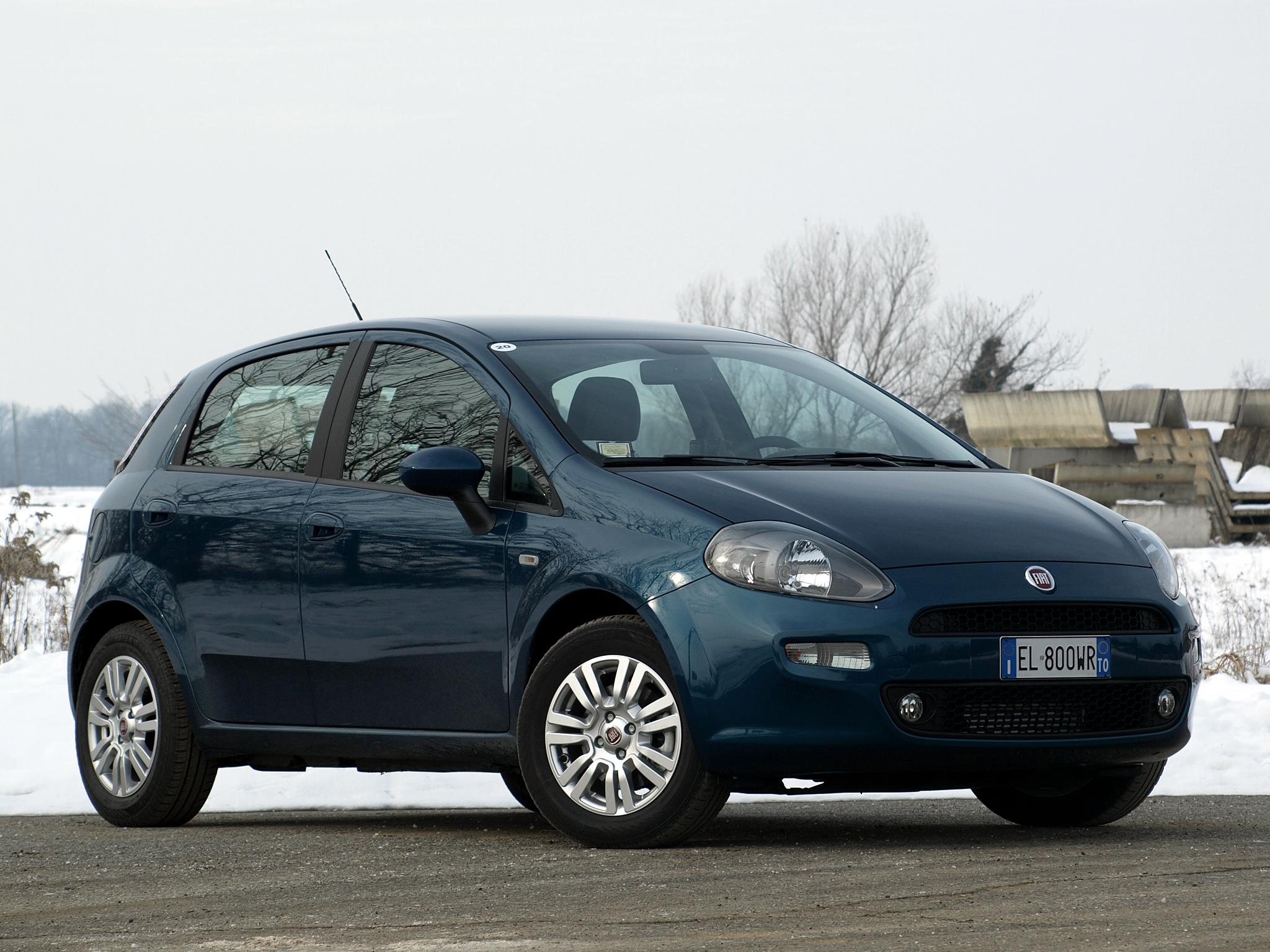Fiat Punto III Punto 2012 - now Hatchback 5 door #1