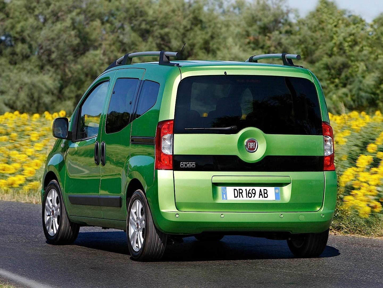 Fiat Qubo I 2008 - 2016 Compact MPV #3