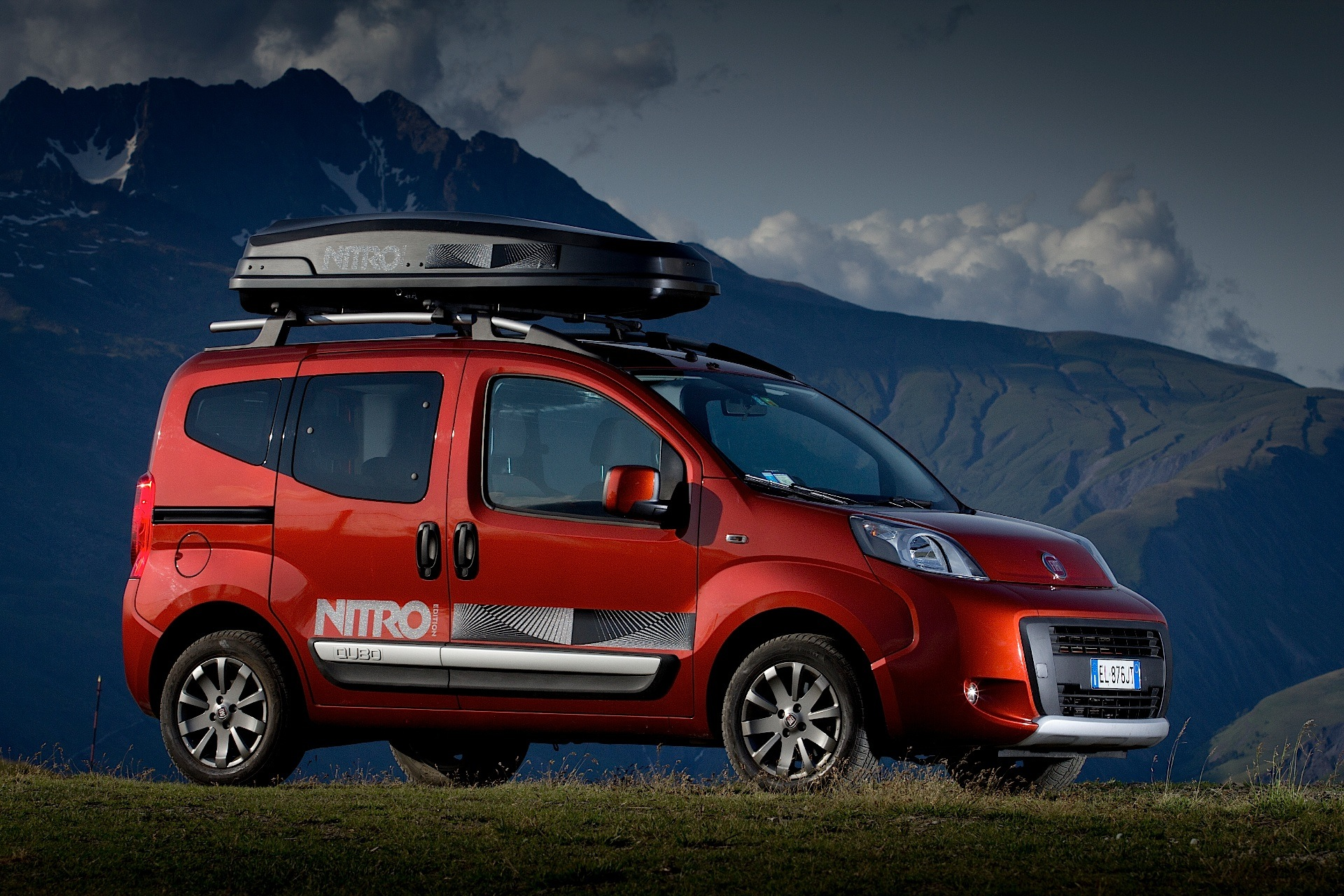 Fiat Qubo I 2008 - 2016 Compact MPV #2