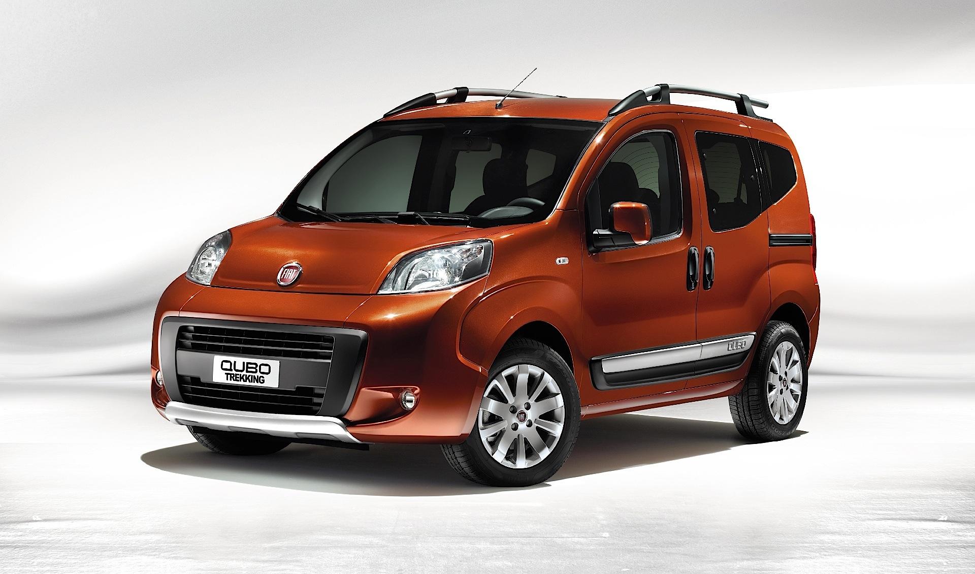 Fiat Qubo I 2008 - 2016 Compact MPV #5