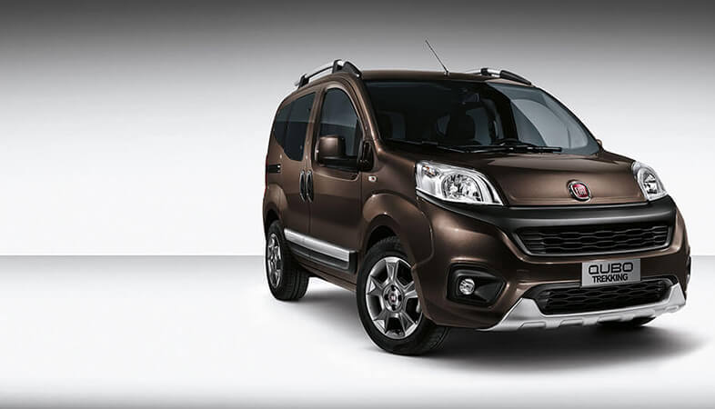 Fiat Qubo I Restyling 2016 - now Compact MPV #7