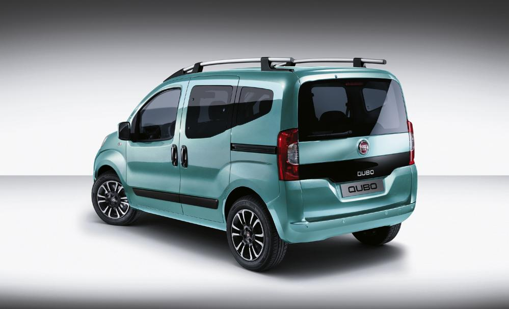Fiat Qubo I Restyling 2016 - now Compact MPV #5