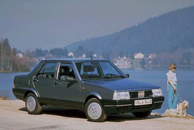Fiat Regata 1983 - 1990 Sedan #8