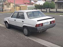 Fiat Regata 1983 - 1990 Sedan #6