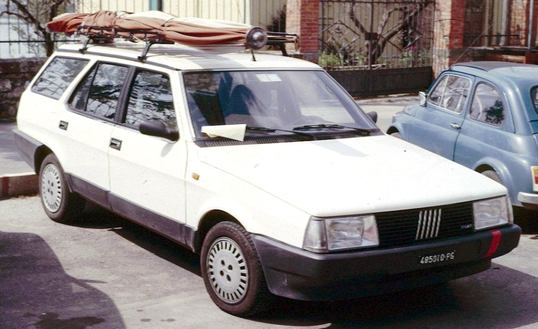 Fiat Regata 1983 - 1990 Sedan #5