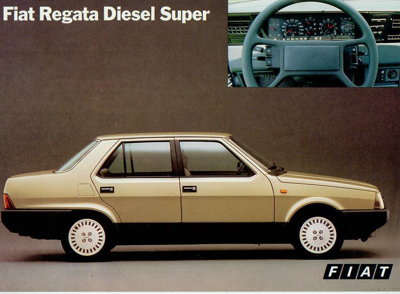 Fiat Regata 1983 - 1990 Station wagon 5 door #2