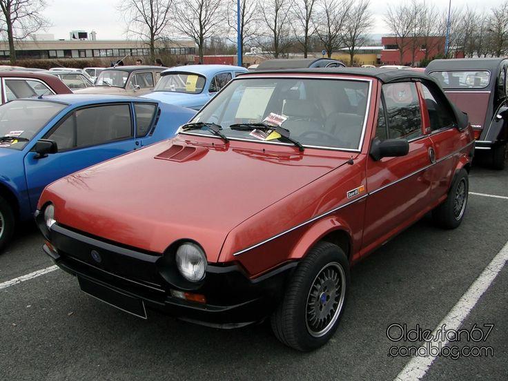Fiat Ritmo I 1978 - 1982 Cabriolet #1