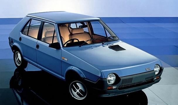 Fiat Ritmo I 1978 - 1982 Cabriolet #2
