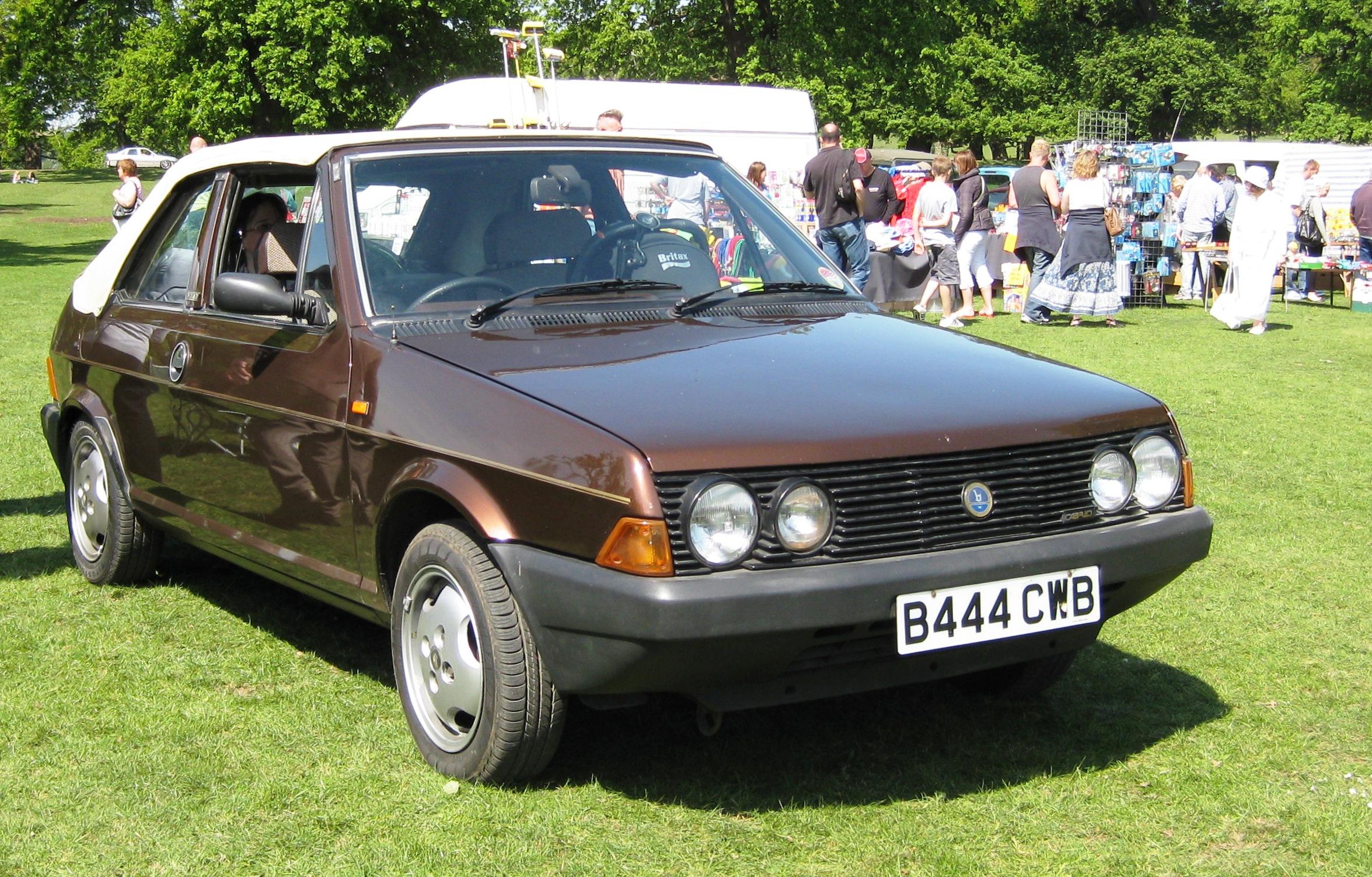 Fiat Ritmo I 1978 - 1982 Cabriolet #3