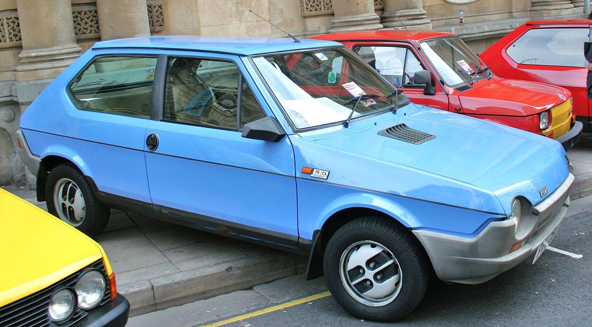 Fiat Ritmo I 1978 - 1982 Cabriolet #7