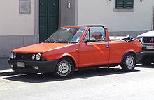 Fiat Ritmo I 1978 - 1982 Cabriolet #8